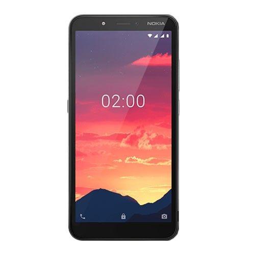 50 Nokia C2 charcoal. a