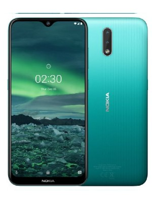 53 Nokia 2.3 cyan green new