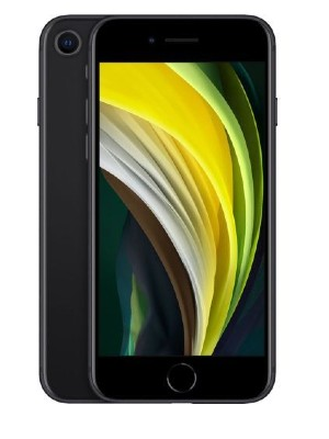Apple iphone se 128gb black new