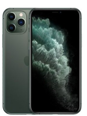 iphone 11 pro max 256gb midnight green new