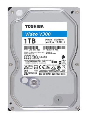TOSHIBA INTERNAL (1TB VIDEO) V300 original .a new