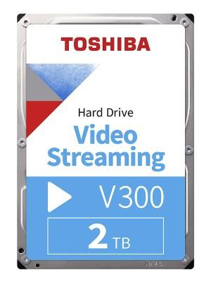 TOSHIBA INTERNAL (2TB VIDEO) V300 new