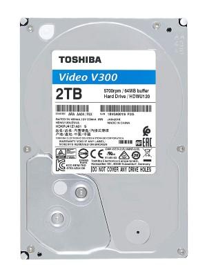 TOSHIBA INTERNAL (2TB VIDEO) V300. bnew