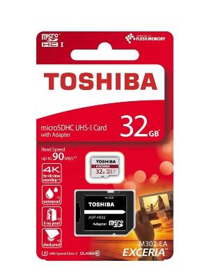 TOSHIBA_KIOXIA MICRO SD – 32GB_. anw