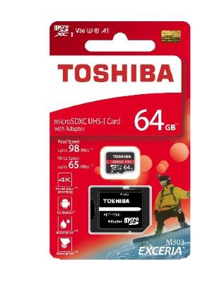 Toshiba 64 Surveillance Micro SD.a