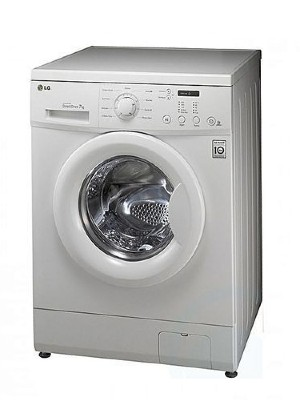 LG Front Loader 6 Kg Automatic Washing Machine NW