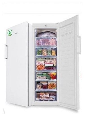 LG OSCAR UPRIGHT FREEZER FROM TURKEY 285L 7 Drawers. NW