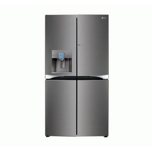 LG Side By Side Refrigerator REF 31 FTKHL 4 Door 725L .1